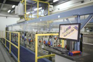 Automated Chemical Stripping Line to Land Based Gas Turbine Maintenance, Repair and Overhaul (MRO)