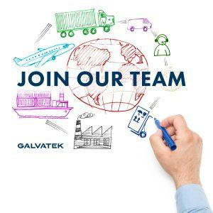 Galvatek recruiting, logistics