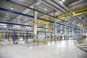 Automated Anodizing Plants for aluminium and aviation industries