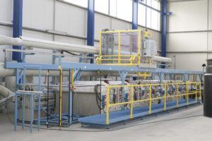 Industrial Etching Plants for aviation and other industries